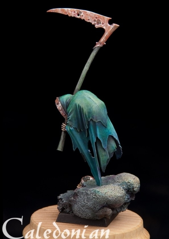 Cairn Wraith By Nico 183 Putty Amp Paint