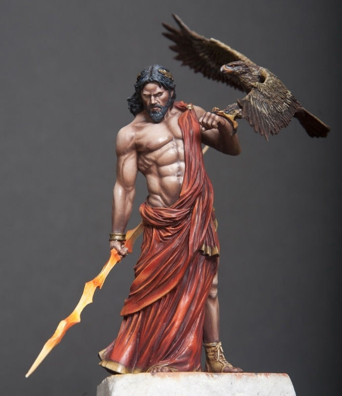 Zeus Periphas Te By Archontis Kitsios 183 Putty Amp Paint
