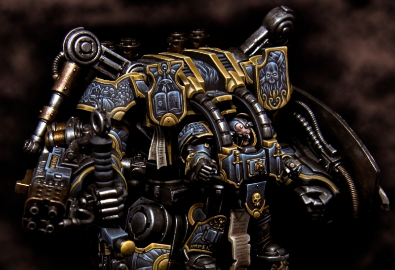 The gothic Dreadknight