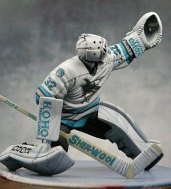 Hockey Goalie - Irbe
