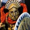 Hoplita Espartano siglo 4 AC