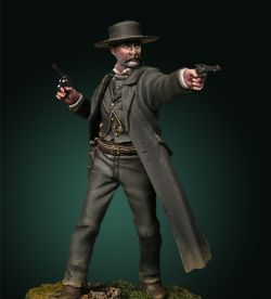 WYATT EARP 1888 aNDREA mINIATURES 54MM