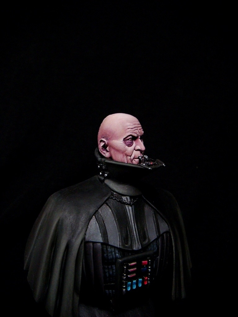 DARTH VADER (KNIGHT MODELS)