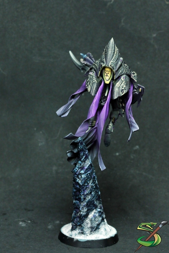 Irillyth Phoenix Lord of the shadow spectres