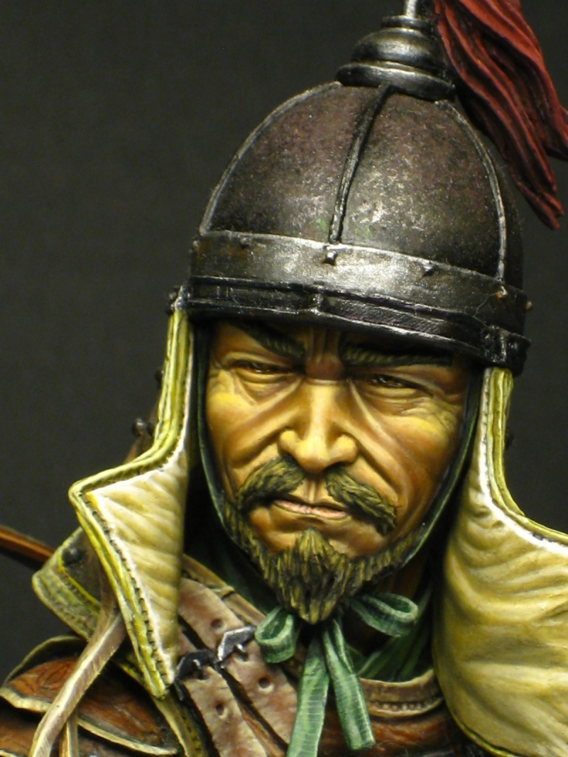 Mongol Warrior By Doc M 183 Putty Amp Paint