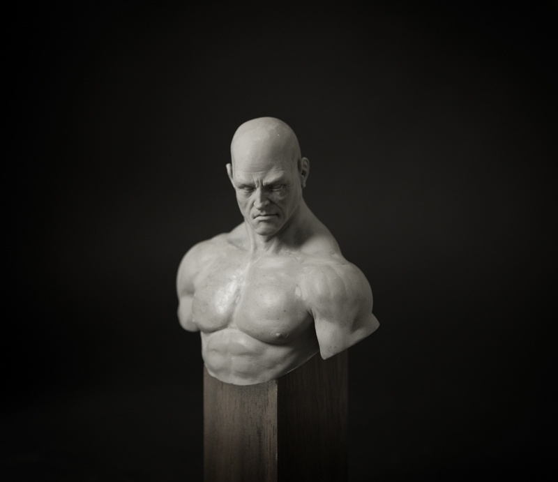 Naked Bust