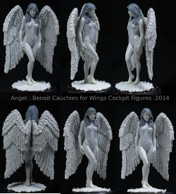 Angel 54mm