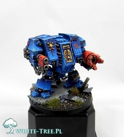 Crimson Fists Dreadnought