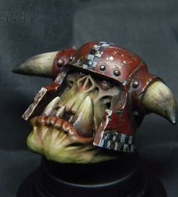 Orc Head (GW 3up)