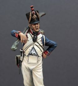 French Line Infantry 1806
