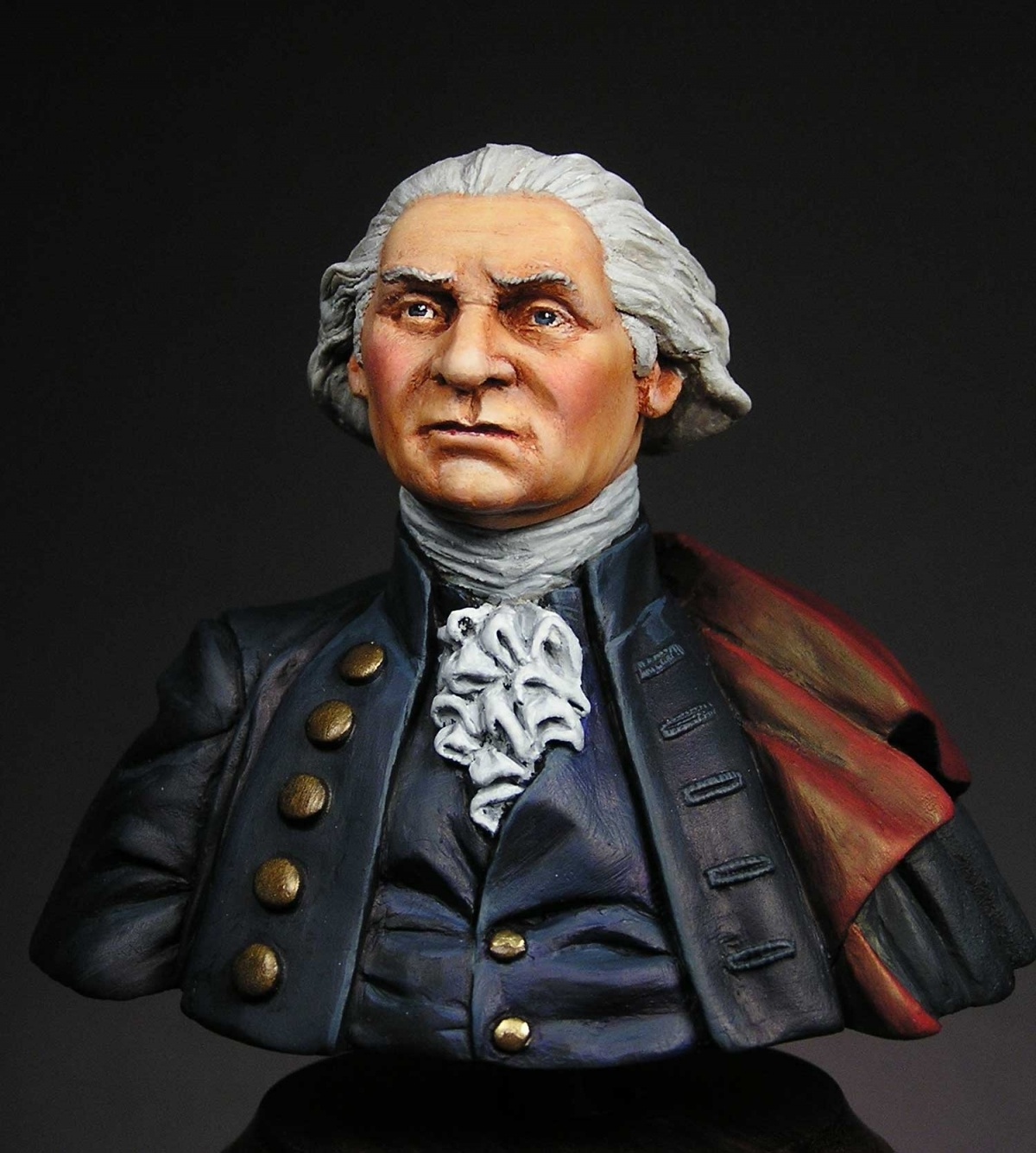 Michael Miniatures President George Washington by Jim Johnston