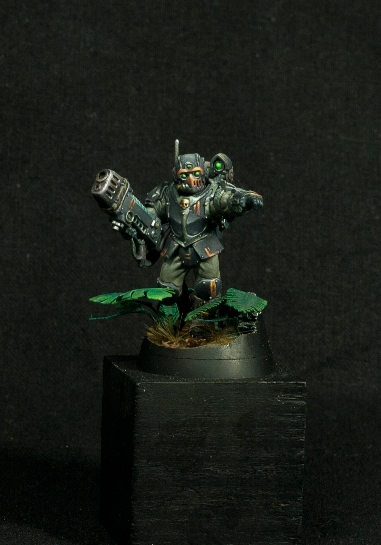 In The Name Of The Emperor By Lukas Wiggering 183 Putty Amp Paint