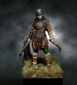Saxon Warrior 5th c
