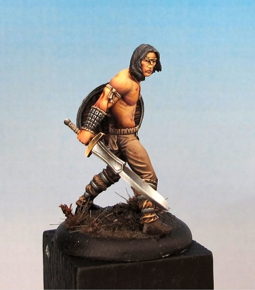 Aran the barbarian