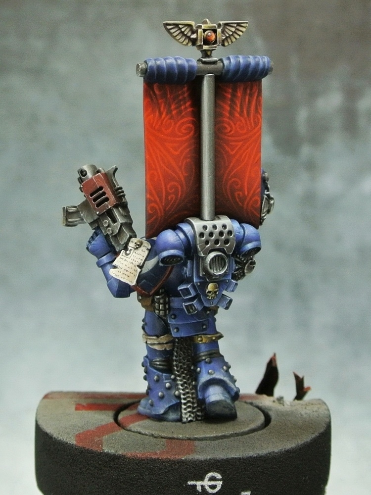 Ultramarines Veteran Sergeant