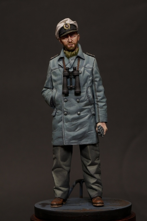 U-Boat Captain by yong min kim · Putty&Paint