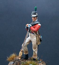 Royal Marines Private 1805