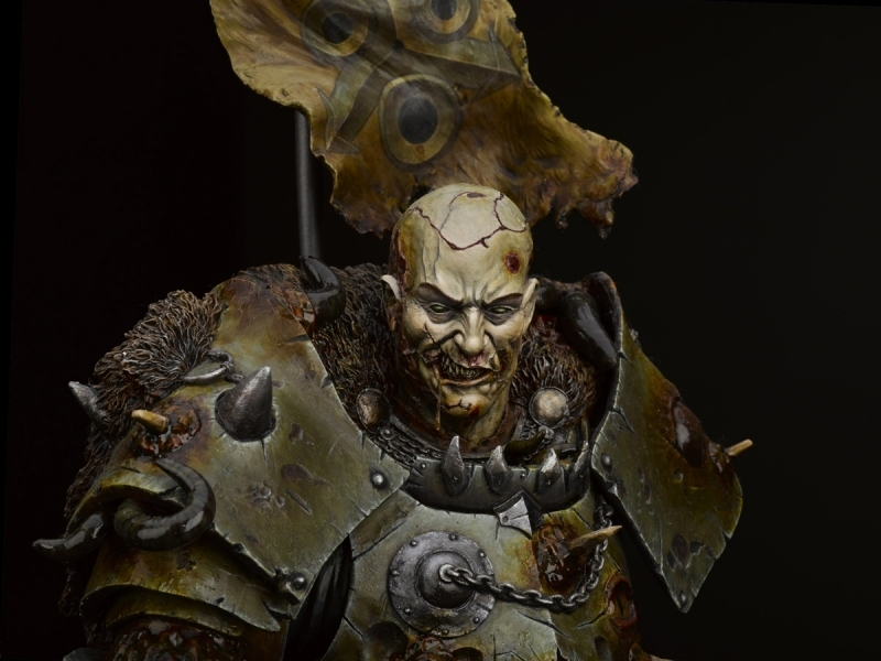 Lord Of Nurgle (Abyssal Warrior)