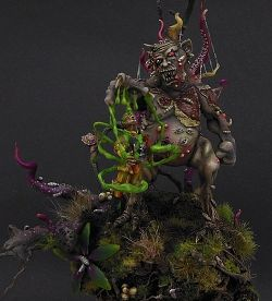 Nurgle Demon