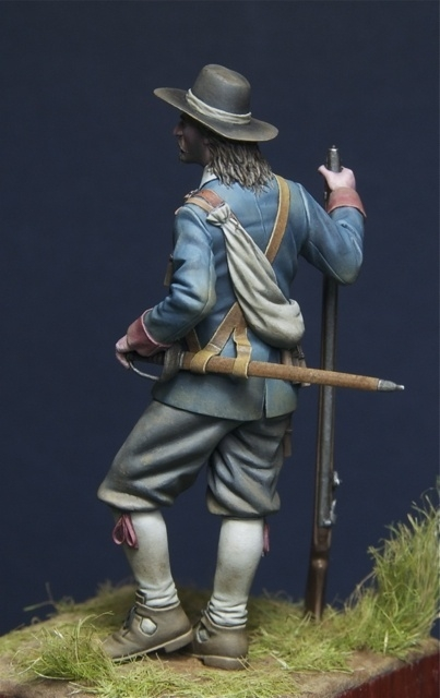 Musketeer English Civil War By Davidzabrocki 183 Putty Amp Paint