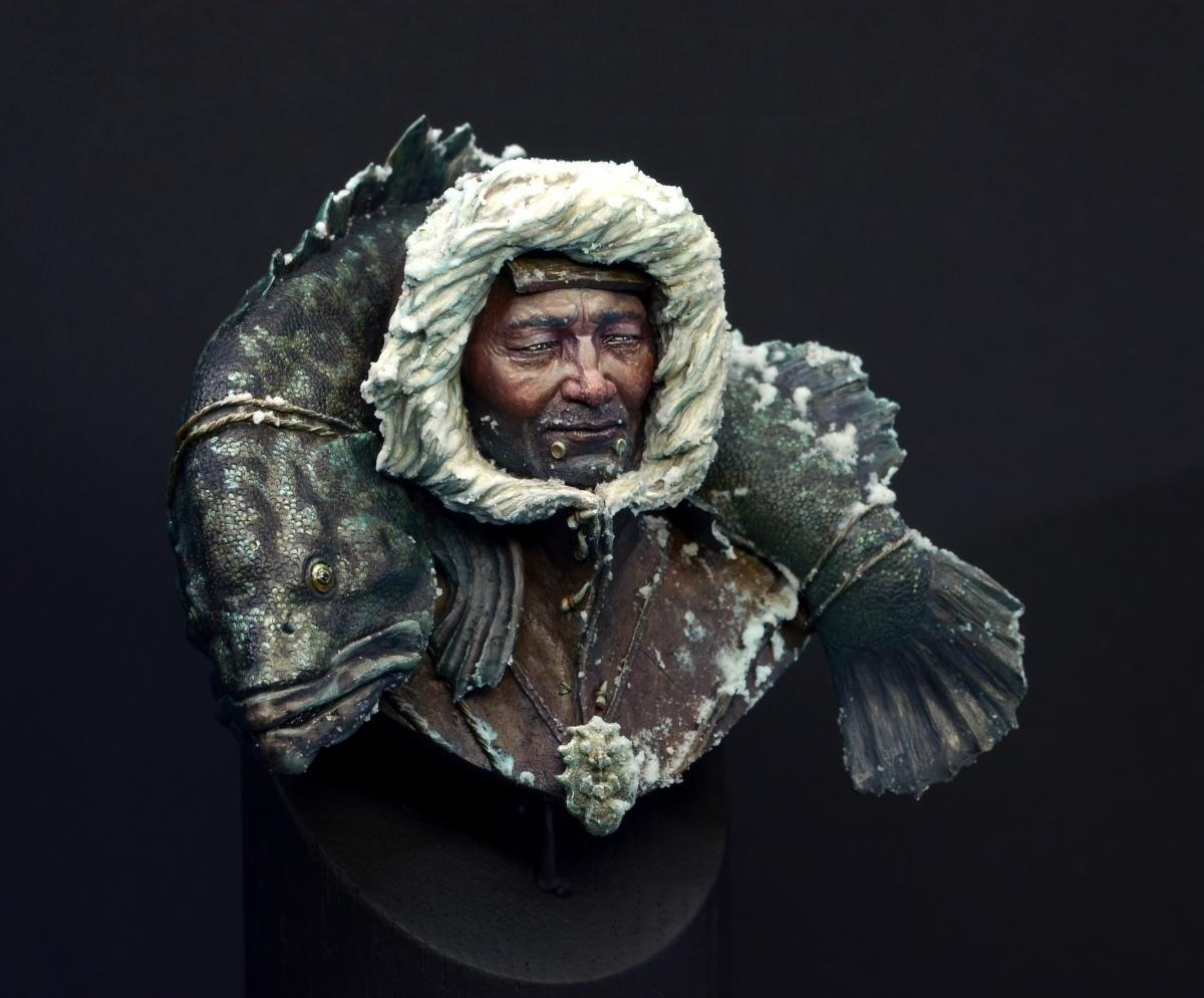 "La ""figurine"", c'est aussi cela... Inuit12__sized"