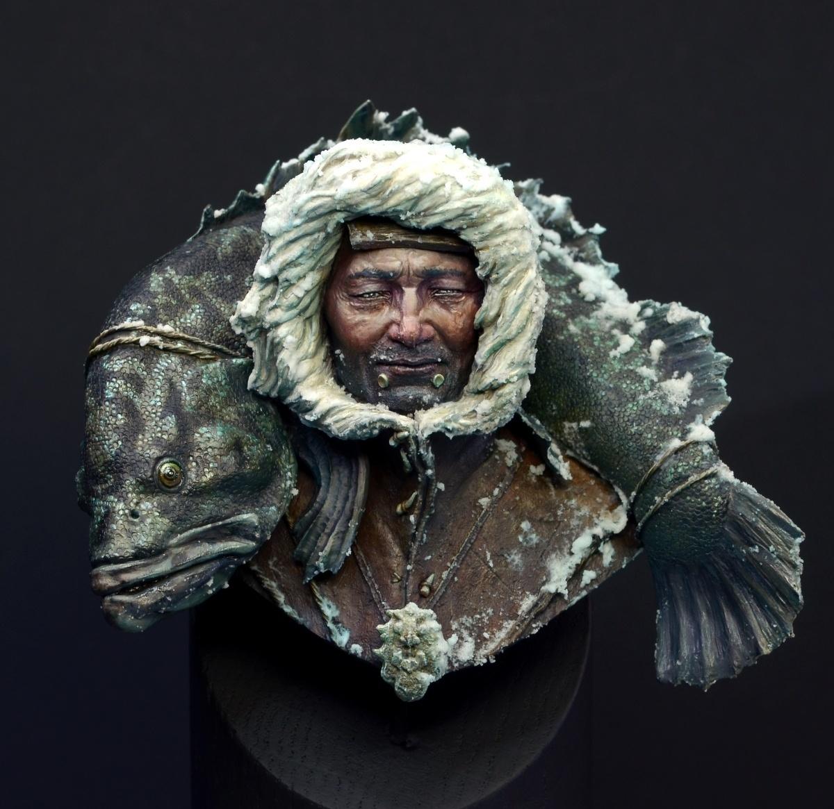 "La ""figurine"", c'est aussi cela... Inuit14__sized"