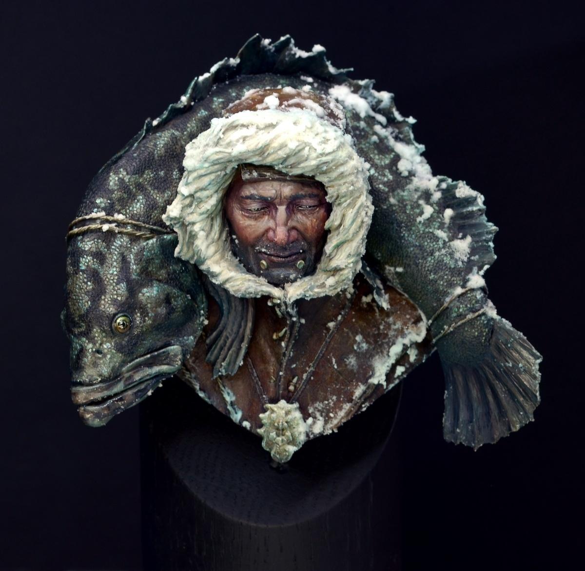 "La ""figurine"", c'est aussi cela... Inuit15__sized"