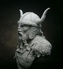 ''King of Northern'' The sculpt