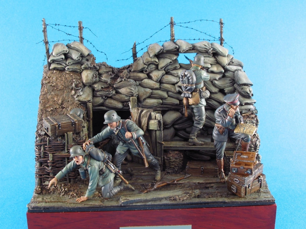 The Great War Somme 1916 By Constantine Sudin 183 Putty Amp Paint