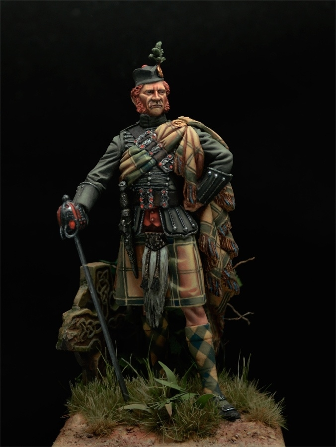 """2014 Highlander For Sale >> Scottish Gentleman, 1860 by Ivan Lesnichenko """"DEMOH ..."""