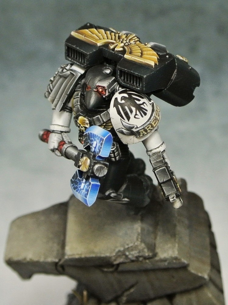 Raven Guard Assault Marine