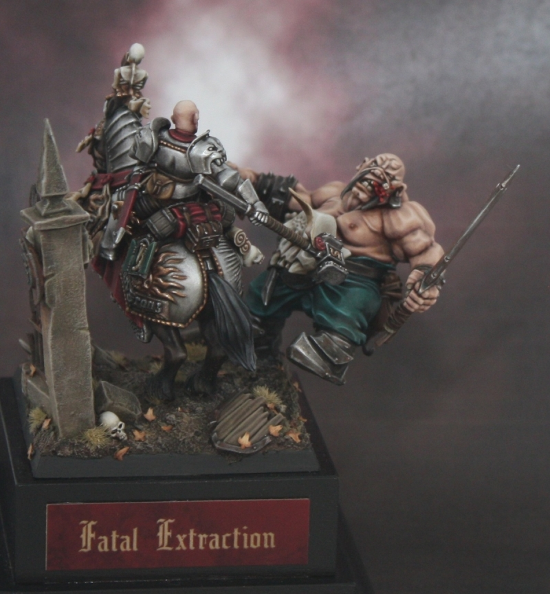 Fatal Extraction!