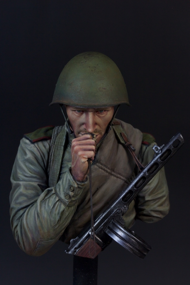 Red Army Infantryman 1943