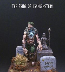 The Pride Of Frankenstein