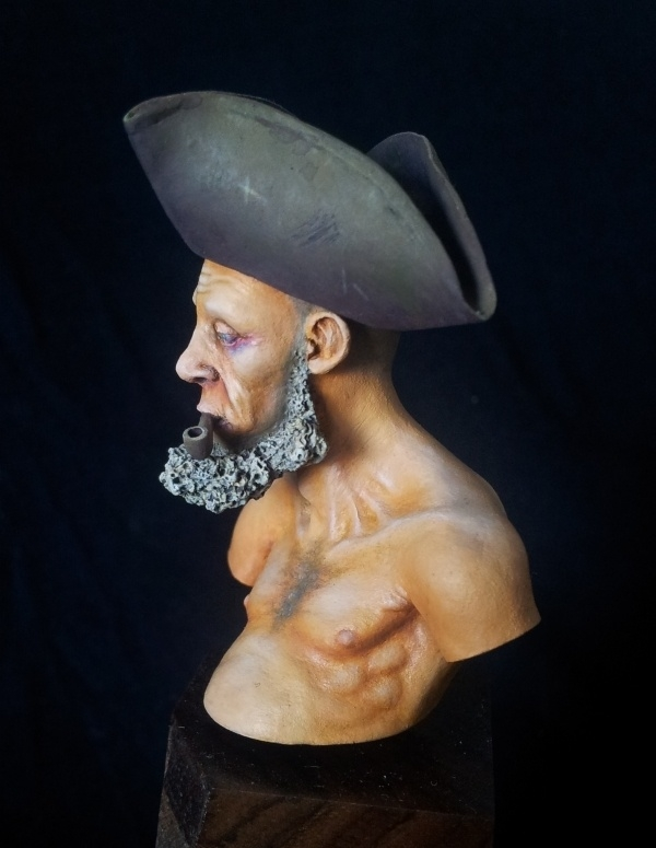 "Pirate Bust - Le ""French"""