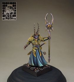 Chaos Sorcerer Lord, Mark 2 armor, day ver.