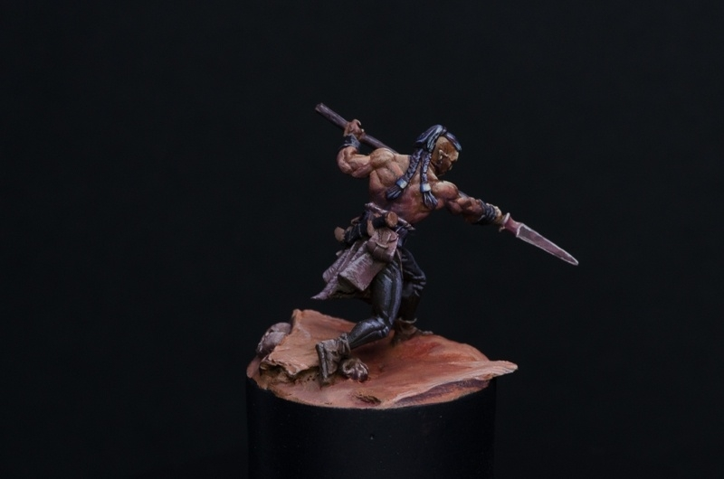 Chu´a - The Spear Hunter