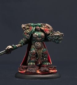 Forgefather Vulkan He'stan, Master of Salamanders