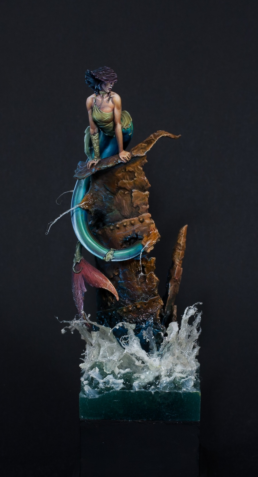 Mermaid By Andreas -Feanor- Pettau · Putty&Paint