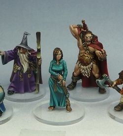 Band of adventurers!