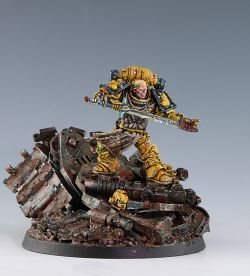 Sigismund, Horus Heresy Collection