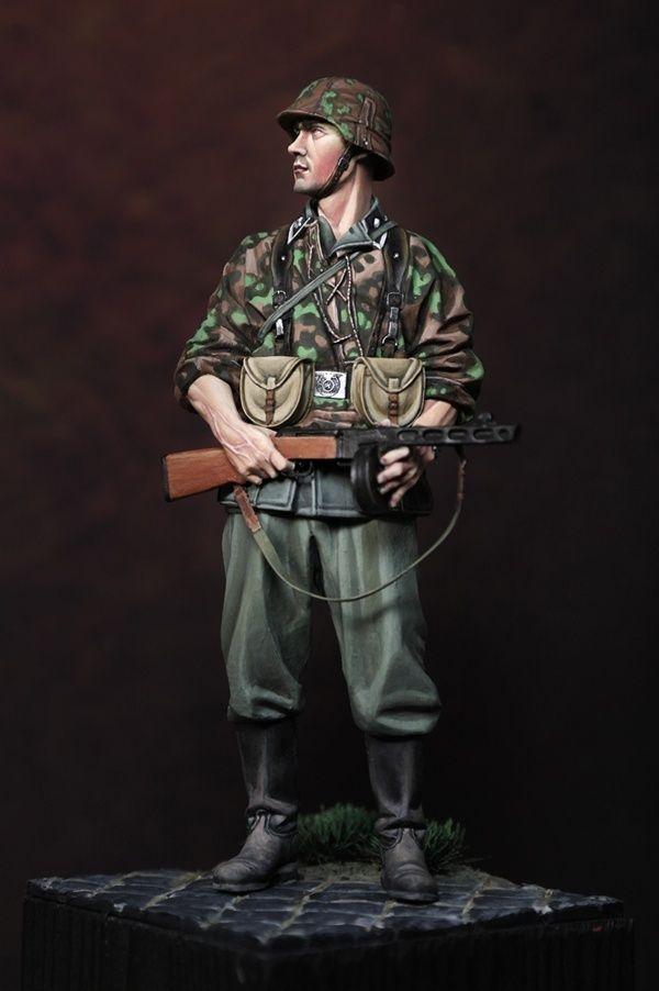 Work Van For Sale >> Totenkopf Grenadier by yong min kim · Putty&Paint