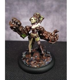 Femme Fatale Brute Thrall
