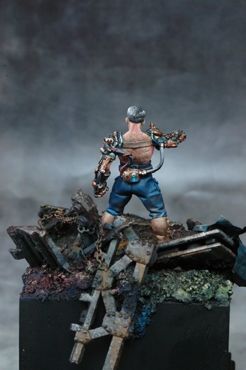 Badger - Infamy Miniatures