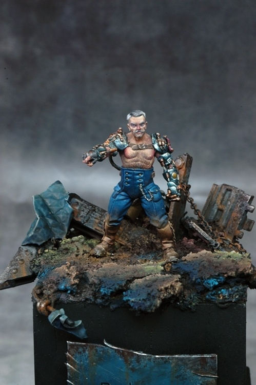 Infamy Miniatures Squad of 4