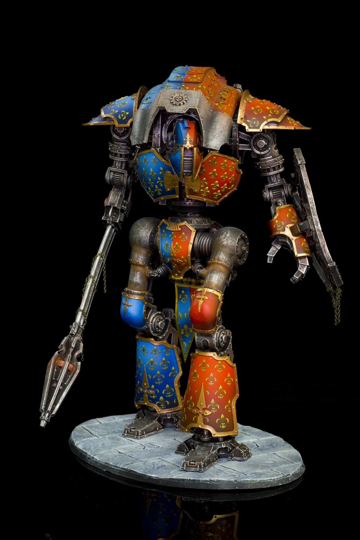 Imperial Knight By Gionata Santisi 183 Putty Amp Paint