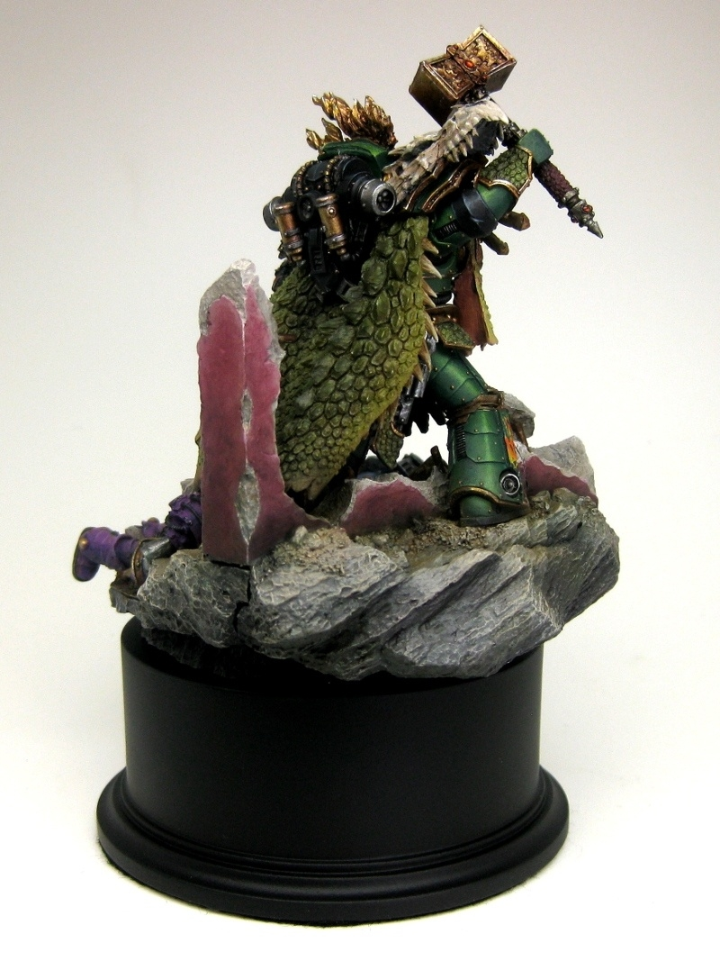 Vulkan, Primarch of the Salamanders