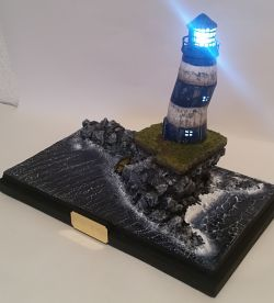 1/72nd scale Light house