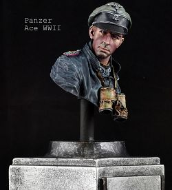 Panzer Ace, WWII