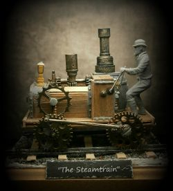 """The Steamtrain"""